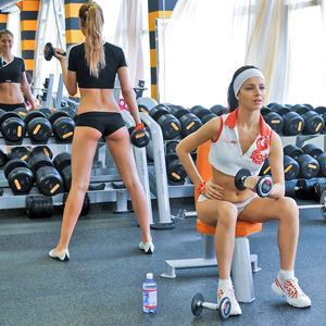Фитнес-клубы Волота