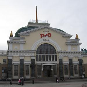 Железнодорожные вокзалы Волота